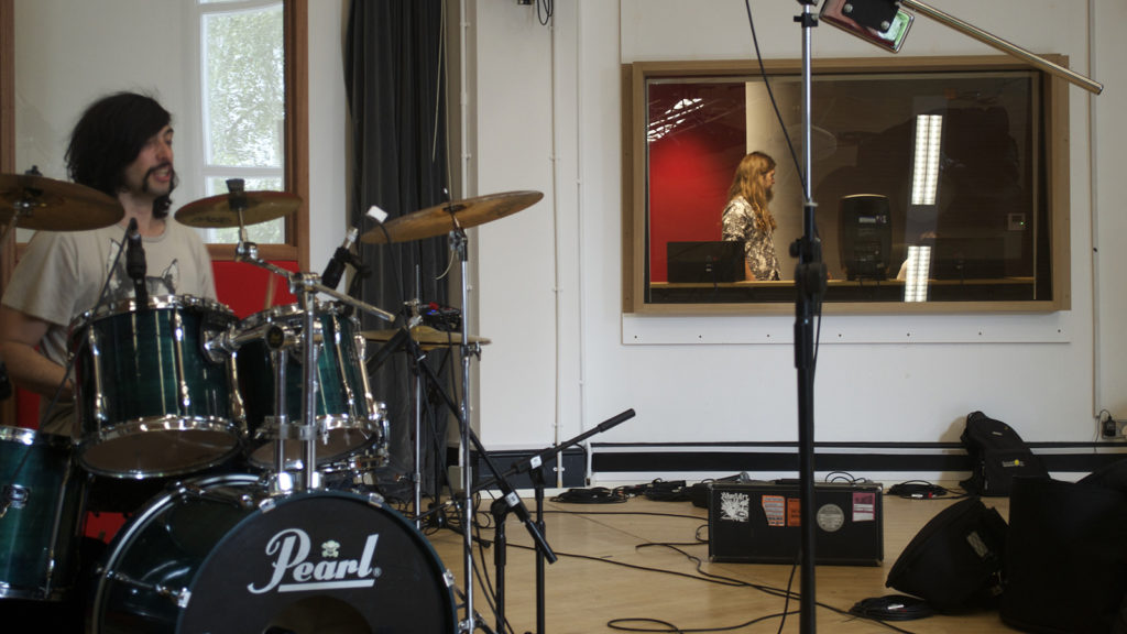 drumtracking